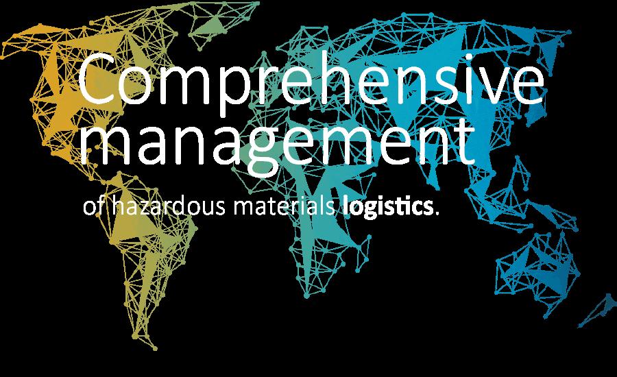 ETSA. Comprehensive management of hazardous materials logistics.
